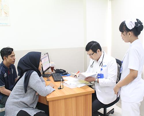 Medical Check Up RSCK Tzu Chi