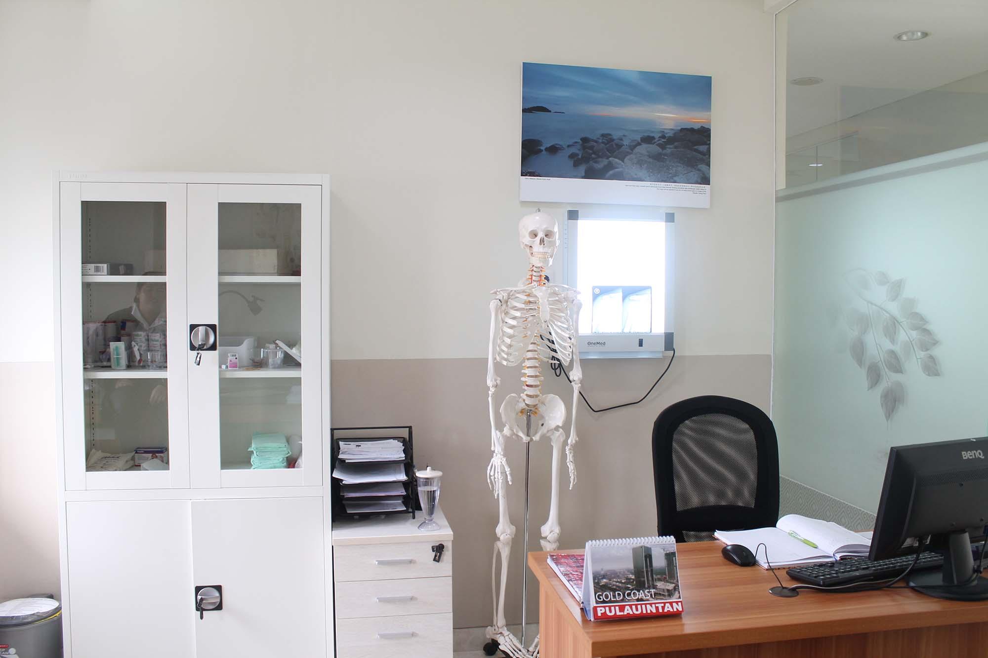 Poliklinik Orthopedi RSCK Tzu Chi